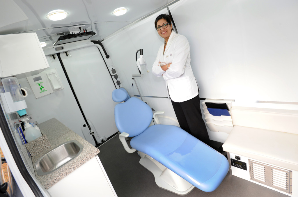 Dental Mobile